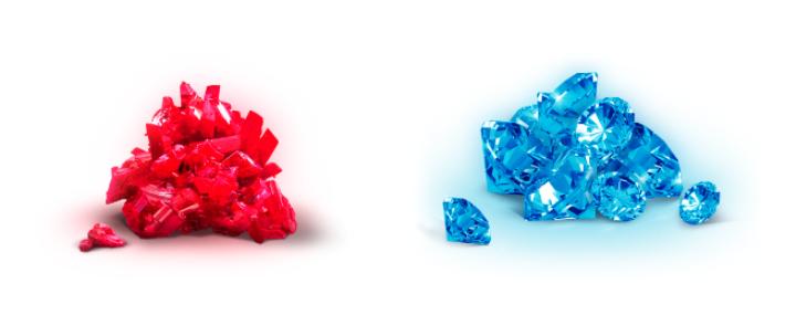 Покупка кристаллов в Tanki X
