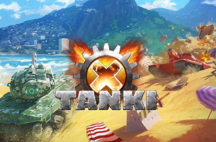Как начать играть в Tanki X