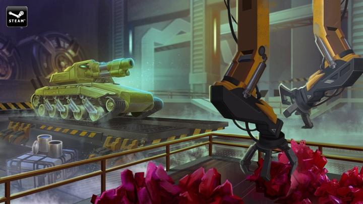 Акции посвященные выходу Tanki X в Steam